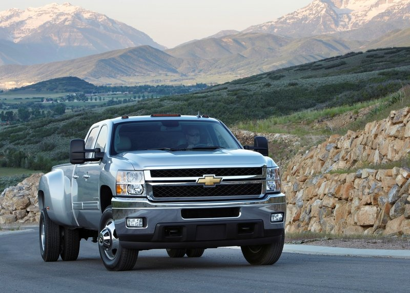 2014 Chevrolet Silverado HD High Resolution Exterior - image 524440