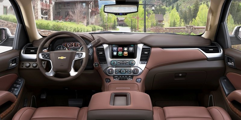 2015 Chevrolet Suburban High Resolution Interior - image 526063