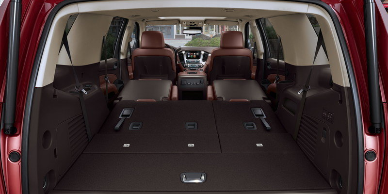 2015 Chevrolet Tahoe High Resolution Interior - image 523326