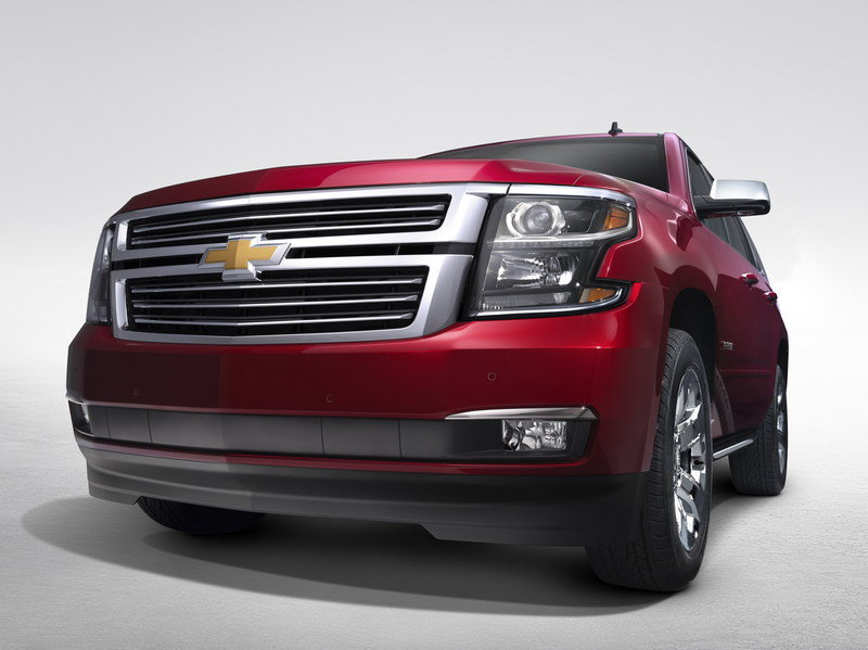 2015 Chevrolet Tahoe High Resolution Exterior - image 523328