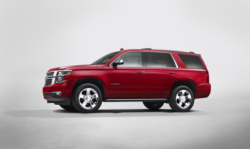 2015 Chevrolet Tahoe High Resolution Exterior - image 523329