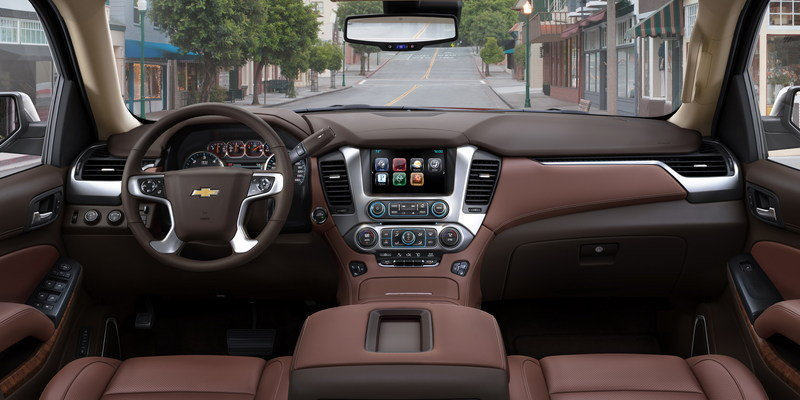 2015 Chevrolet Tahoe High Resolution Interior - image 523325