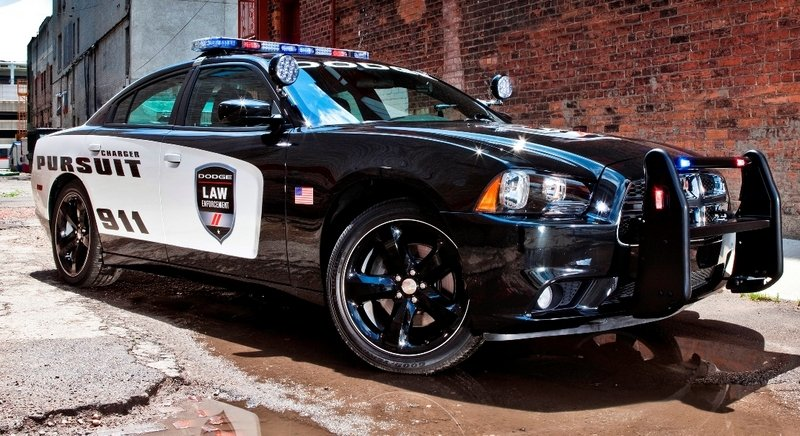 2014 Dodge Charger Pursuit High Resolution Exterior - image 526493