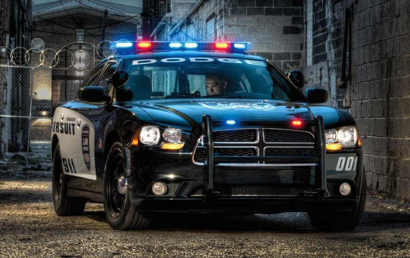2014 Dodge Charger Pursuit High Resolution Exterior - image 526496