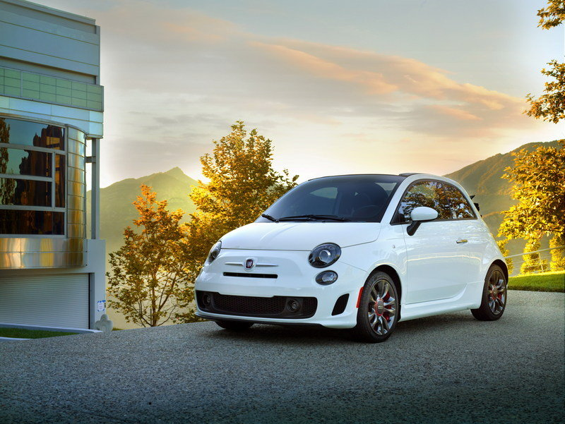 2014 Fiat 500 High Resolution Exterior Wallpaper quality - image 522067