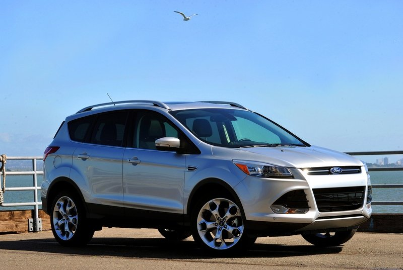2014 Ford Escape High Resolution Exterior - image 522536