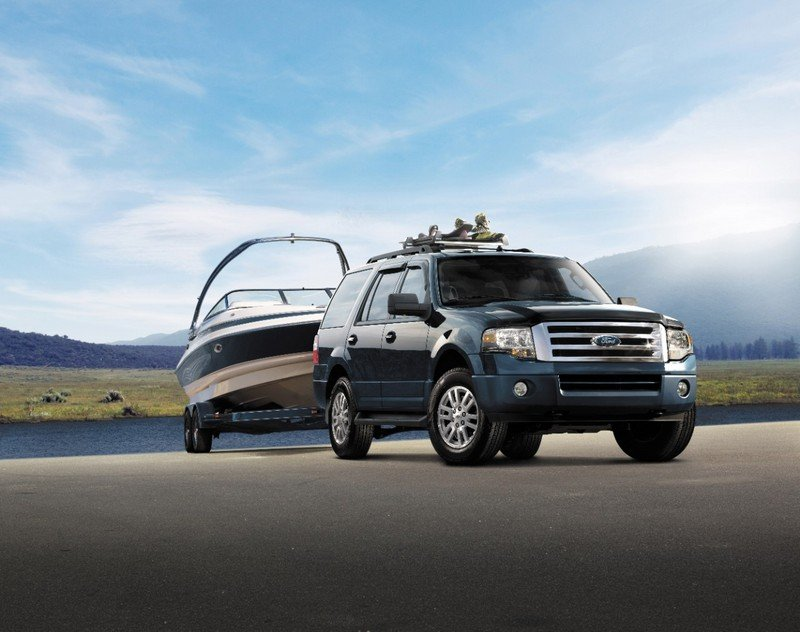 2014 Ford Expedition High Resolution Exterior - image 522187