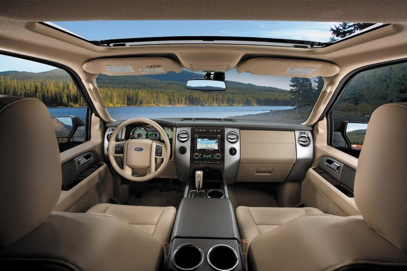 2014 Ford Expedition High Resolution Interior - image 522175