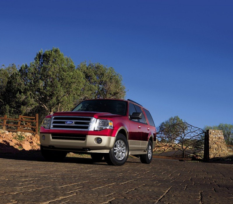 2014 Ford Expedition High Resolution Exterior - image 522177