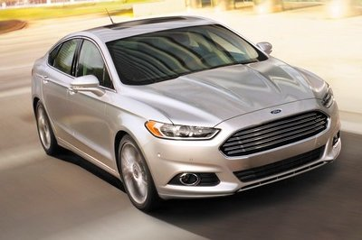 2014 Ford Fusion - image 525009