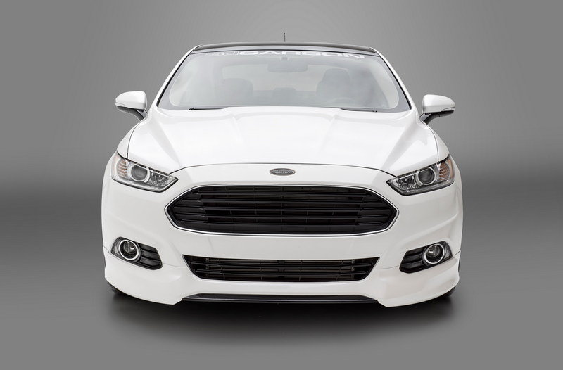 2013 - 2014 Ford Fusion by 3dCarbon High Resolution Exterior - image 526519