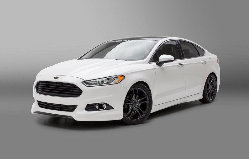 2013 - 2014 Ford Fusion by 3dCarbon