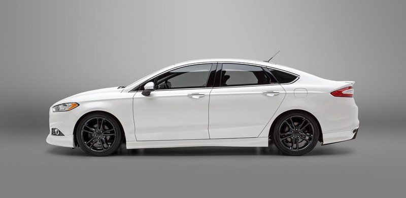 2013 - 2014 Ford Fusion by 3dCarbon High Resolution Exterior - image 526518