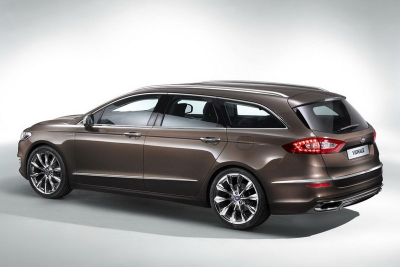 2014 Ford Mondeo Vignale High Resolution Exterior - image 521317