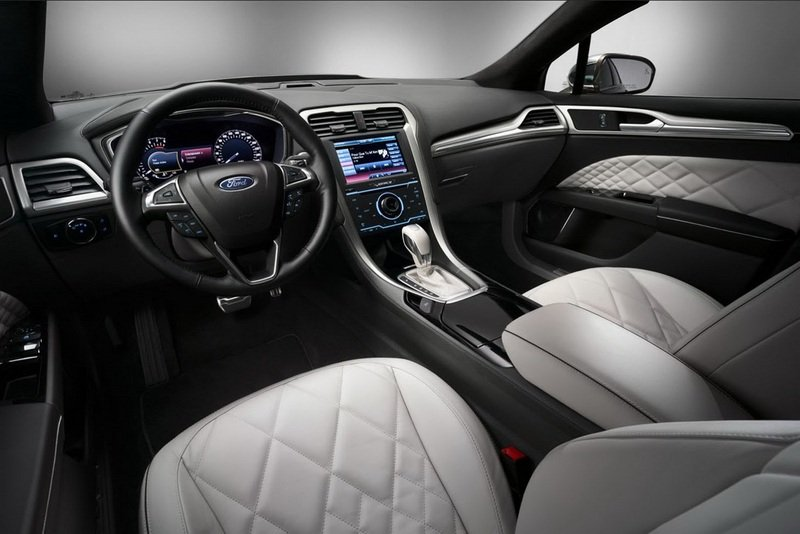 2014 Ford Mondeo Vignale High Resolution Interior - image 521320
