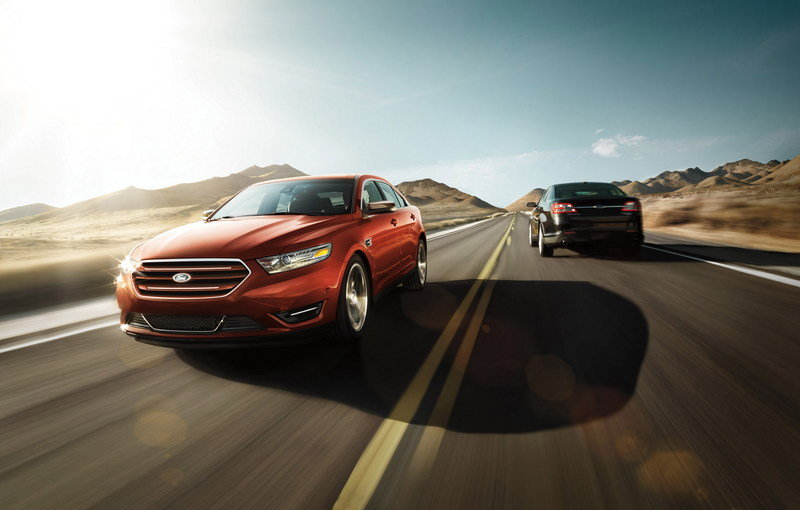 2014 Ford Taurus High Resolution Exterior Wallpaper quality - image 524398