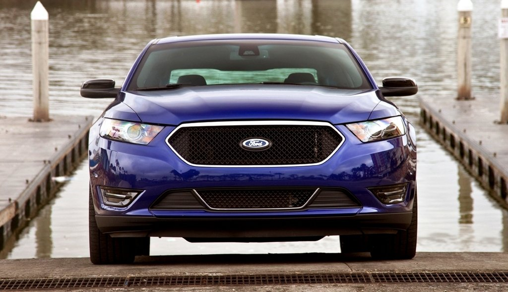 2016 ford taurus sho performance package review and test. Black Bedroom Furniture Sets. Home Design Ideas