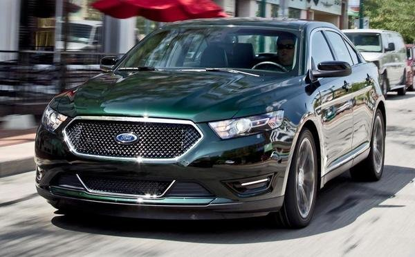2014 Ford Taurus SHO Review  Top Speed