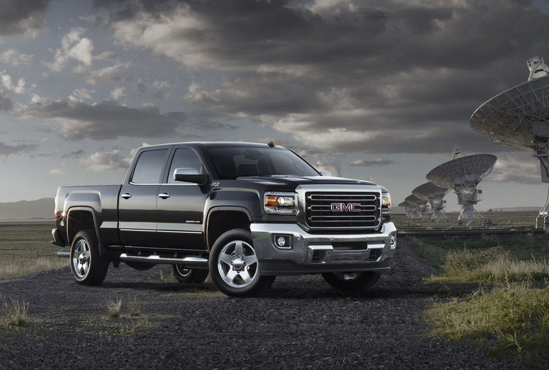 2015 GMC Sierra HD High Resolution Exterior Wallpaper quality - image 526092