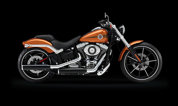 2014 harley davidson softail breakout motorcycle review top speed. Black Bedroom Furniture Sets. Home Design Ideas