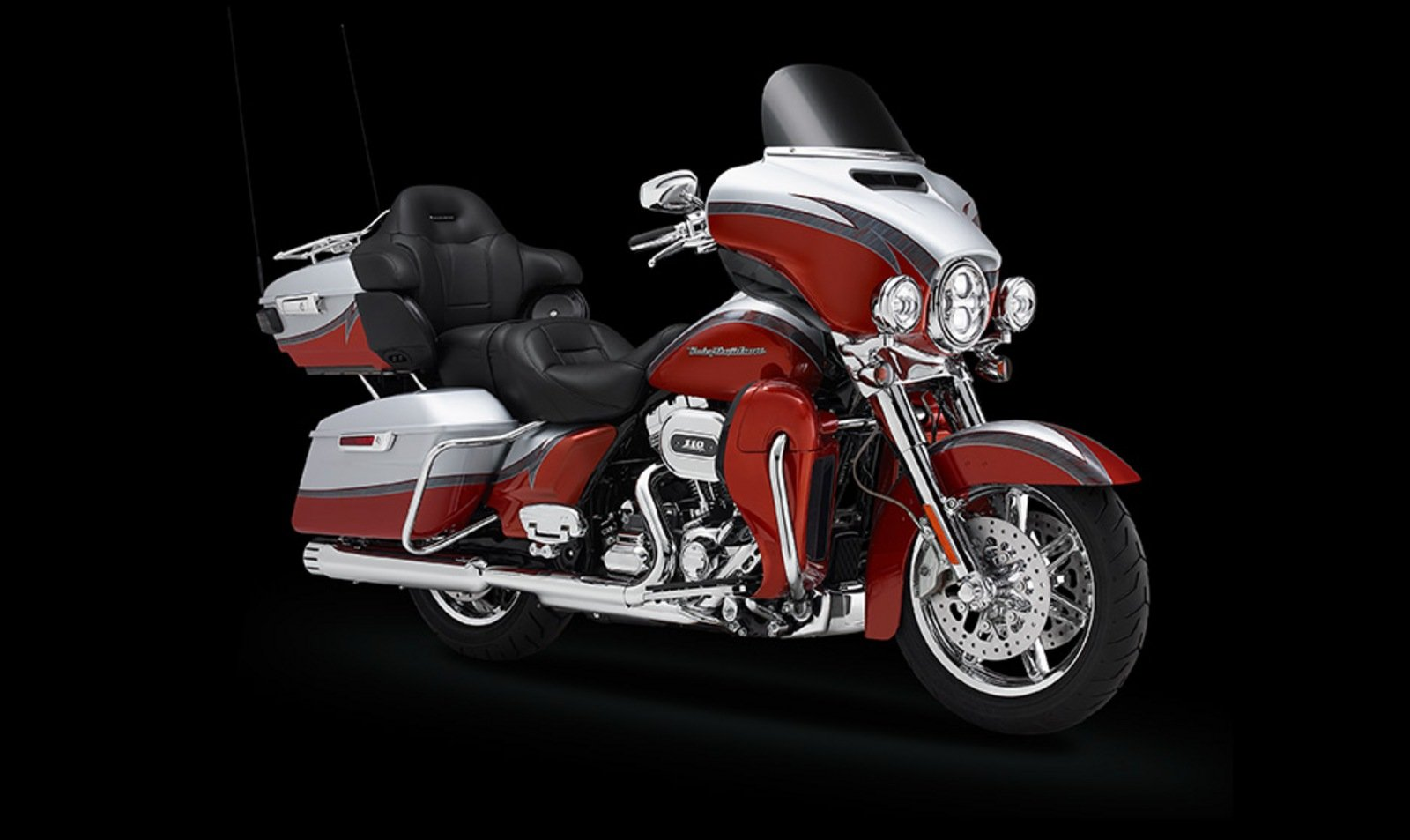 2014 Harley Daivdson Cvo Limited Review Top Speed