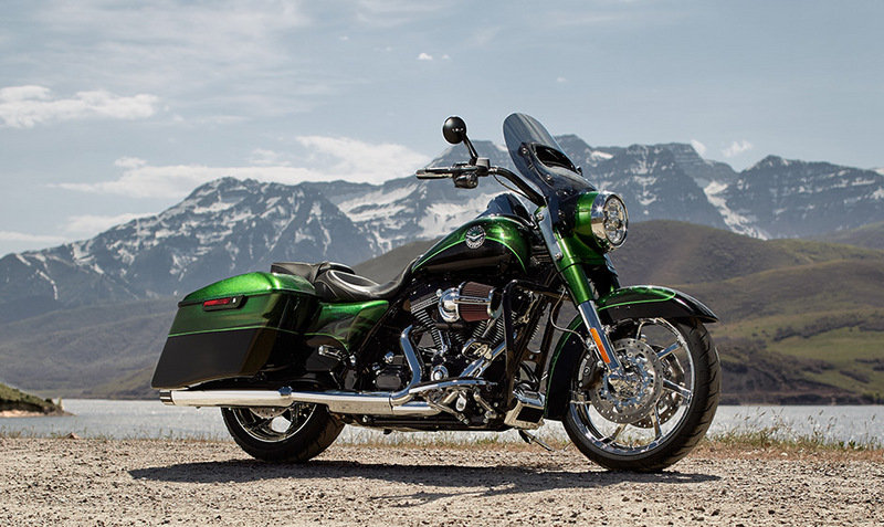 2014 Harley Davidson CVO Road King