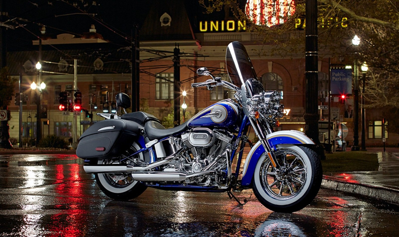 2014 harley davidson cvo softail deluxe review top speed. Black Bedroom Furniture Sets. Home Design Ideas