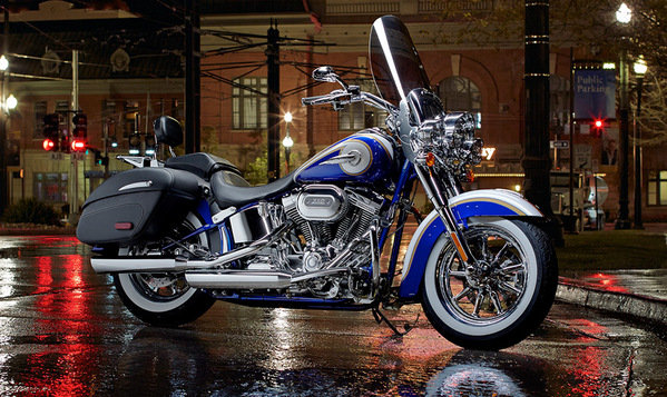 2014 Harley Davidson Cvo Softail Deluxe Review Top Speed