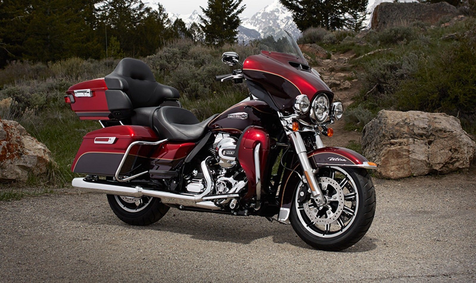 Harley Davidson Electra Glide News And Reviews Top Speed 2014 Ultra Limited Wiring Diagram Classic