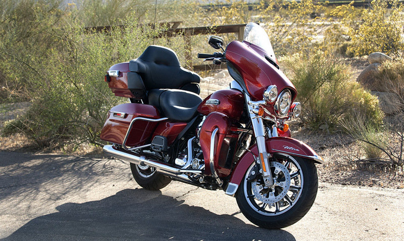 Harley-Davidson Recalls 185K BIkes Due To Saddlebag Problems