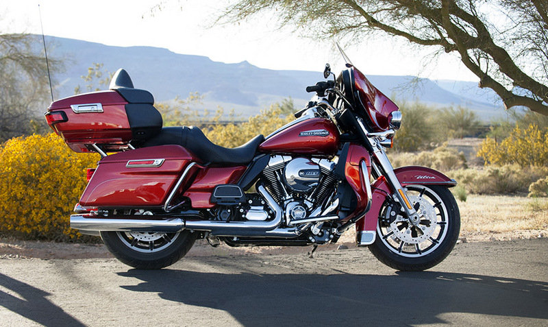 2014 Harley Davidson Electra Glide Ultra Classic Exterior - image 522023