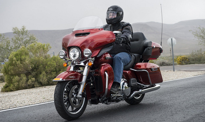 2014 Harley Davidson Electra Glide Ultra Classic