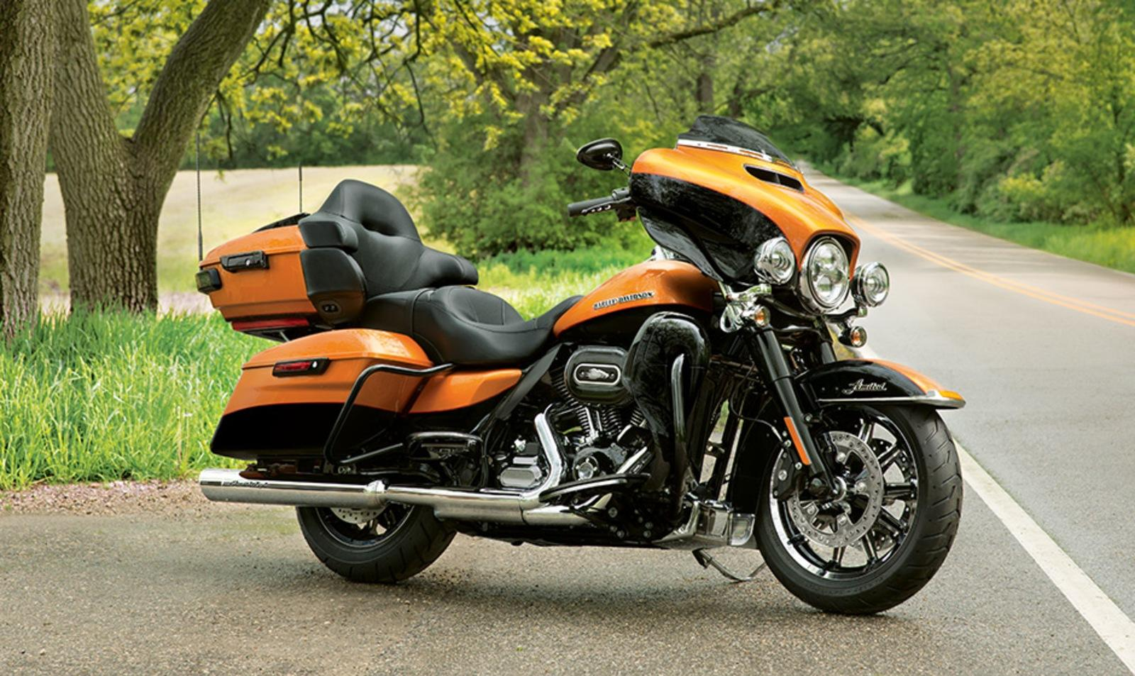 2014 Harley Davidson Ultra Limited Review