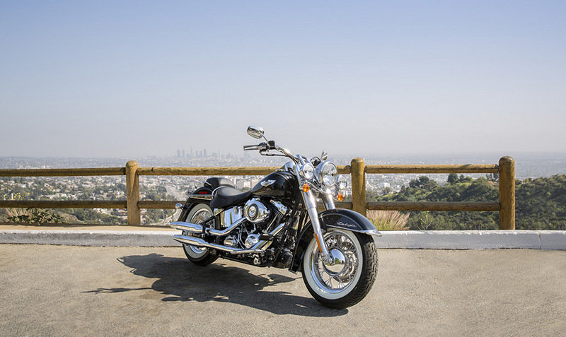 2014 Harley Davidson Softail Deluxe | Top Speed