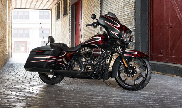 2014 Harley Davidson Street Glide Special   motorcycle review @ Top