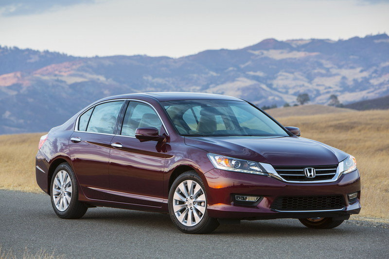 2014 Honda Accord High Resolution Exterior - image 524974