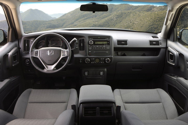 2014 Honda Ridgeline High Resolution Interior - image 521746