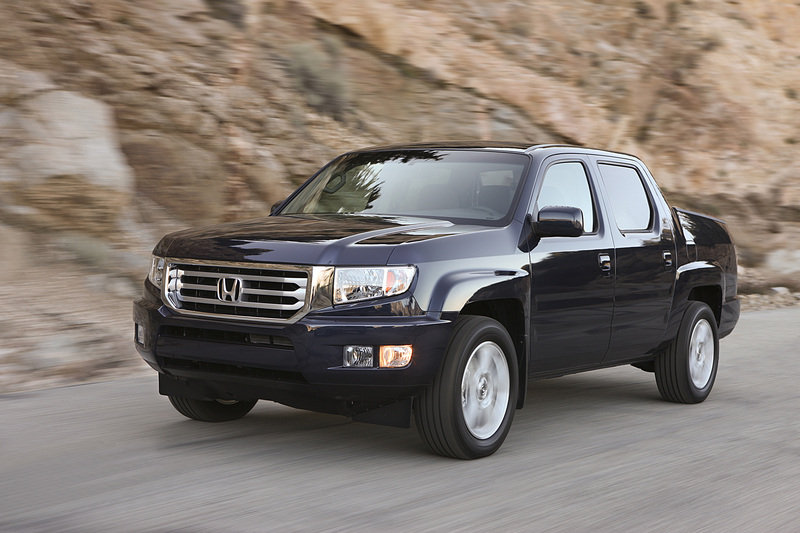 2014 Honda Ridgeline High Resolution Exterior - image 521784