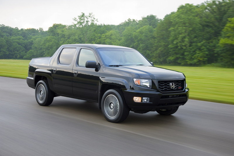 2014 Honda Ridgeline High Resolution Exterior - image 521736