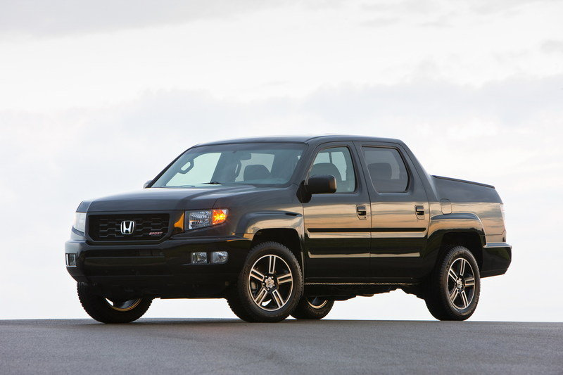 2014 Honda Ridgeline High Resolution Exterior - image 521728