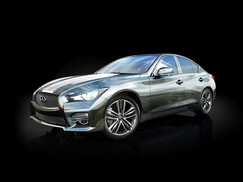2014 Infiniti Q50 by Thom Browne and Zac Posen High Resolution Exterior - image 521637