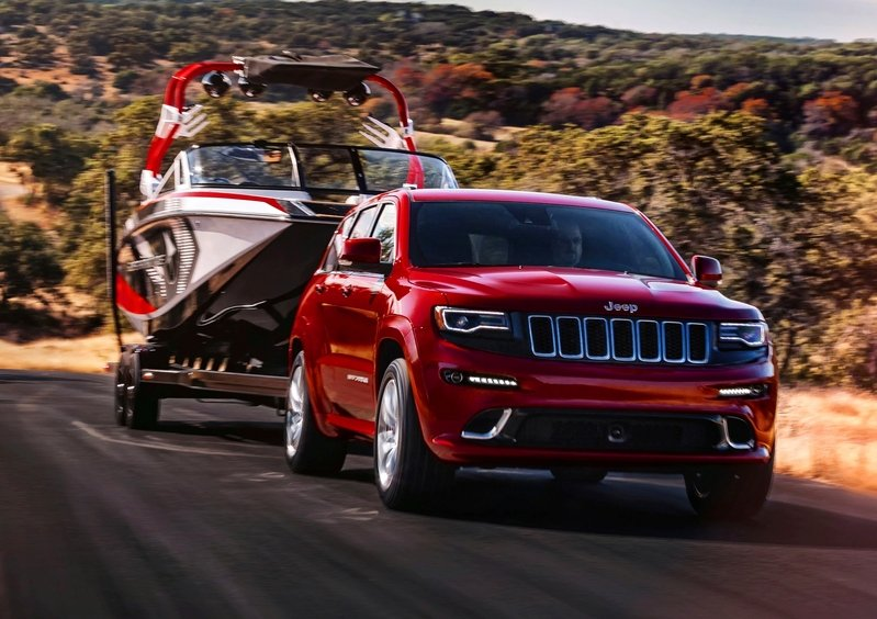 2014 Jeep Grand Cherokee SRT High Resolution Exterior - image 521202