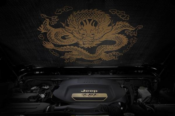 2014 Jeep Wrangler Dragon Edition Car Review Top Speed