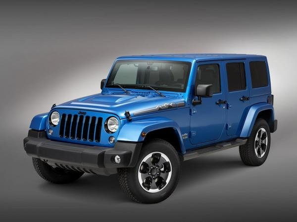 2013 Jeep Wrangler Polar Limited Edition Review - Top Speed