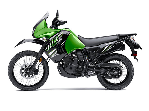 2014 Kawasaki KLR 650 | motorcycle review @ Top Speed
