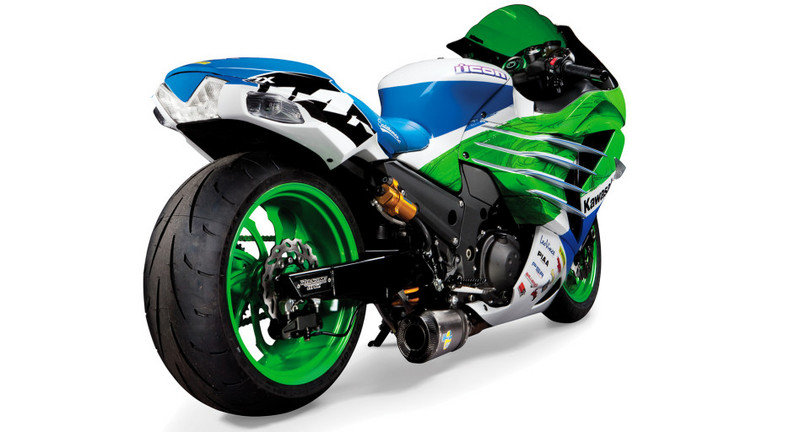 Kawasaki ZX-14R Limiter by Icon