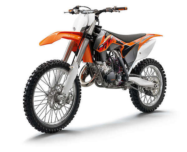 2014 Ktm 150 Sx Motorcycle Review Top Speed