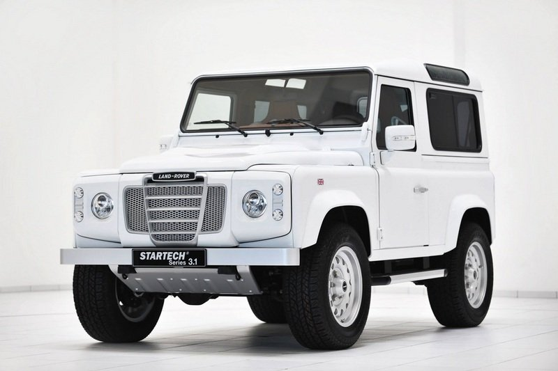 2013 Land Rover Defender by Startech