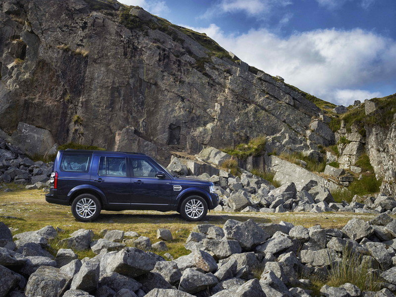 2014 Land Rover Discovery High Resolution Exterior - image 521220