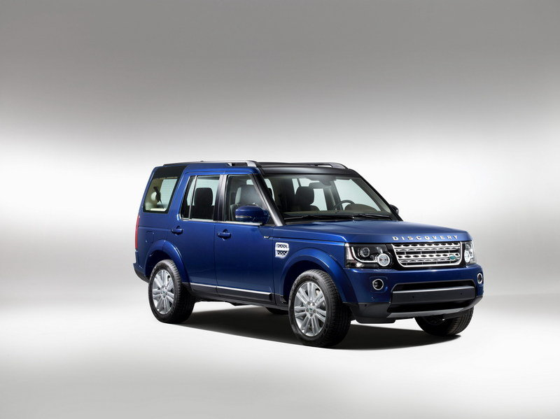 2014 Land Rover Discovery High Resolution Exterior Wallpaper quality - image 521222